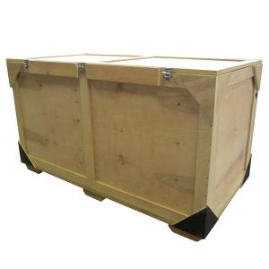 FSC Certified Wood Crate